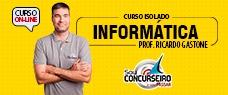 INFORMÁTICA PARA CONCURSOS PÚBLICOS
