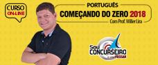 PORTUGUÊS COMEÇANDO DO ZERO 2018