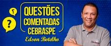 PORTUGUÊS - CEBRASPE - QUESTÕES COMENTADAS