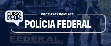 PF | PACOTE COMPLETO AGENTE E ESCRIVÃO - TODAS AS DISCIPLINAS 2018