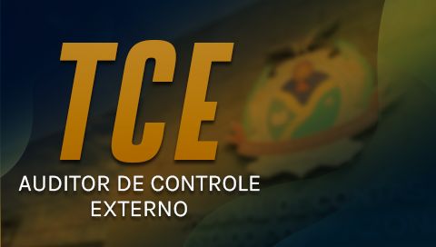 TCE/AM - AUDITOR DE CONTROLE EXTERNO (TODAS AS DISCIPLINAS)