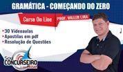 GRAMÁTICA PARA CONCURSOS PÚBLICOS COM PROFESSOR WILLER LIRA