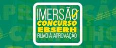IMERSÃO CONCURSO EBSERH - RUMO A APROVAÇÃO