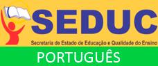 (SEDUC) PORTUGUÊS PARA NÍVEL FUNDAMENTAL