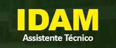 IDAM | ASSISTENTE TÉCNICO (NÍVEL MÉDIO) - TODAS AS DISCIPLINAS