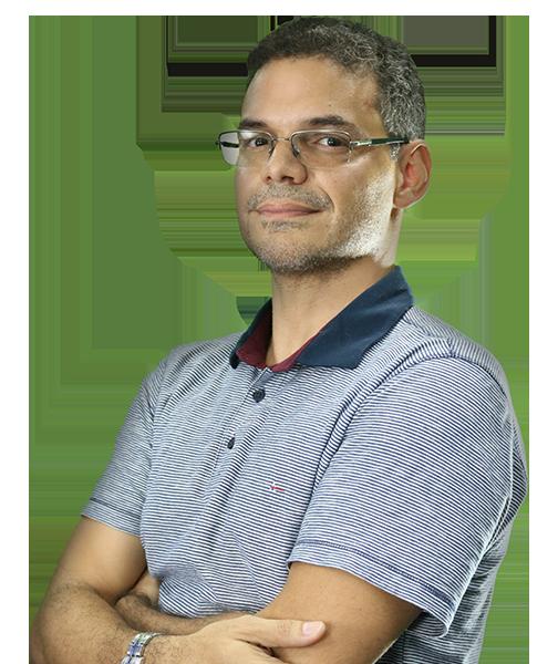 Professor Ricardo Medrado